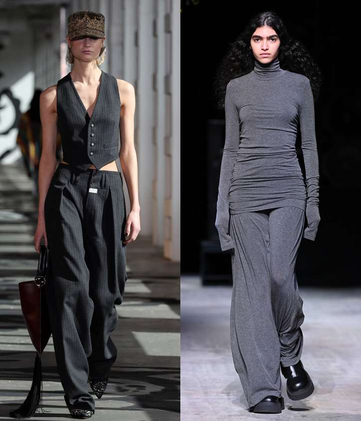 Fashionable trousers fall-winter 2021-2022 photo # 5