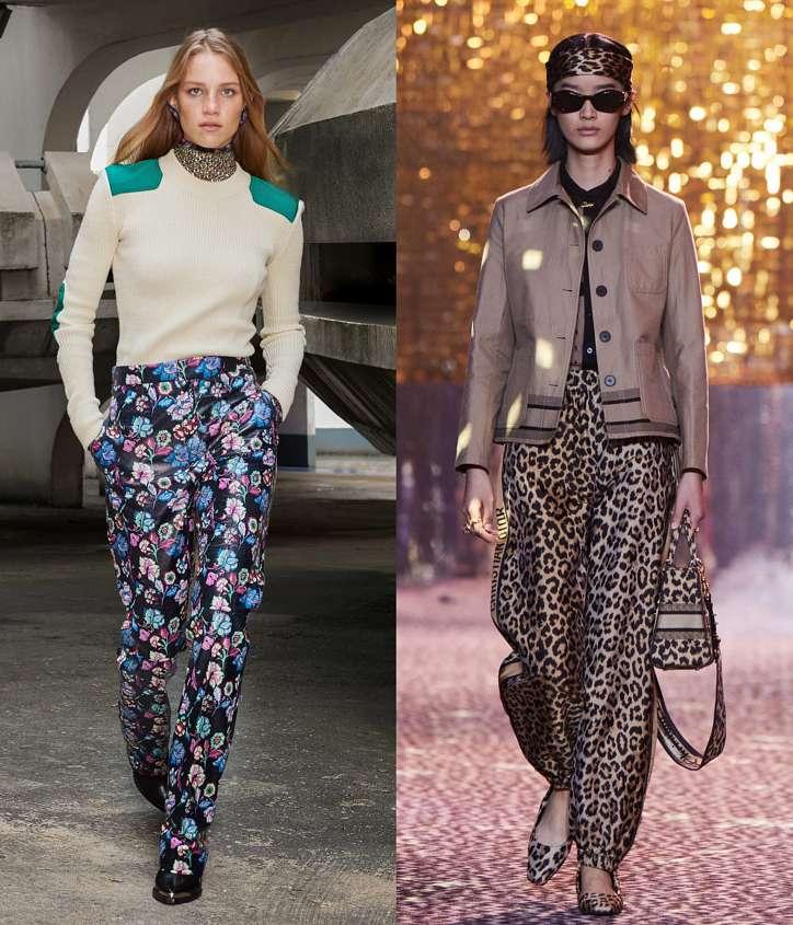 Fashionable trousers fall-winter 2021-2022 photo # 10