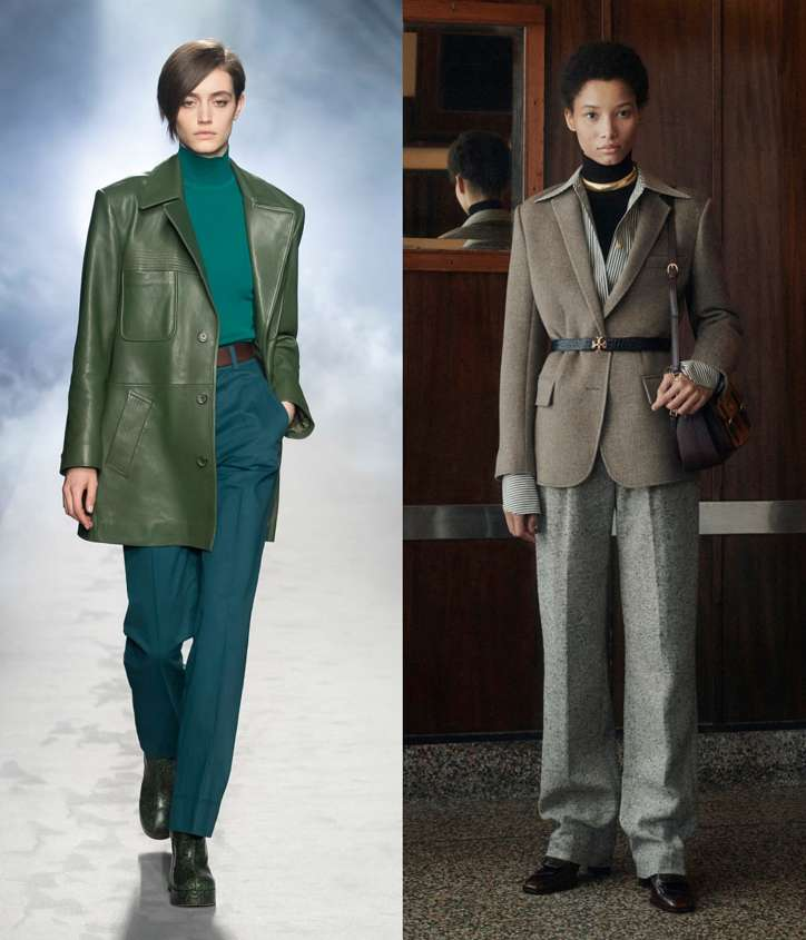 Fashionable trousers fall-winter 2021-2022 photo №7