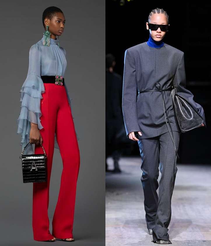 Fashionable trousers fall-winter 2021-2022 photo №8