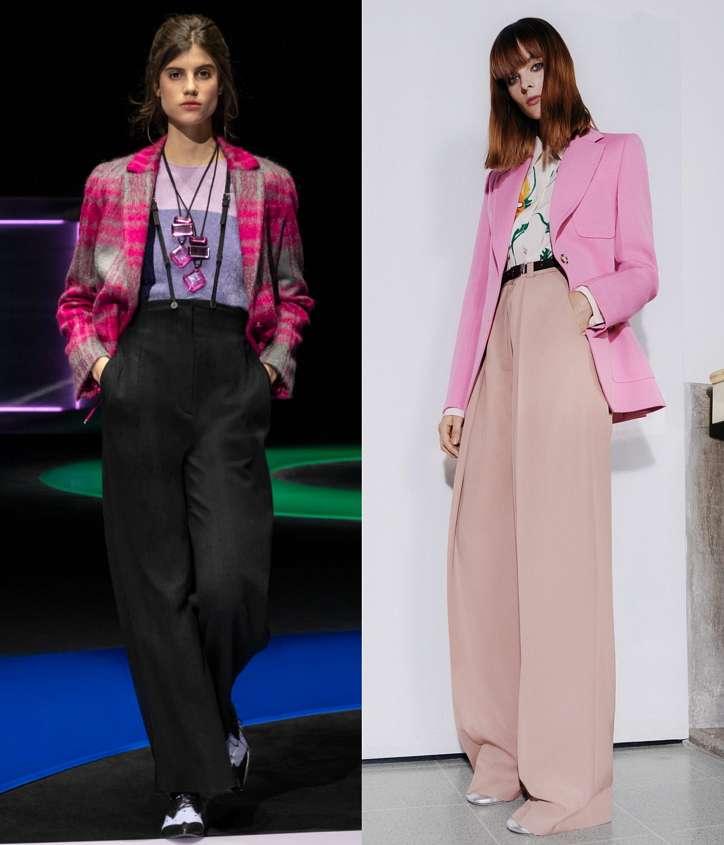 Fashionable trousers fall-winter 2021-2022 photo # 6