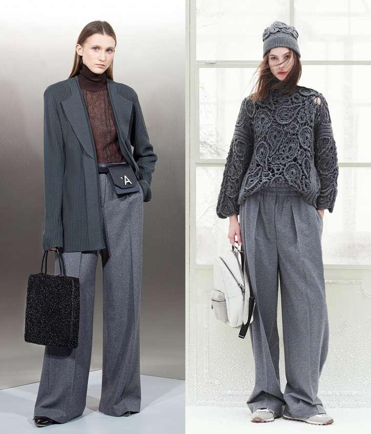 Fashionable trousers fall-winter 2021-2022 photo №4