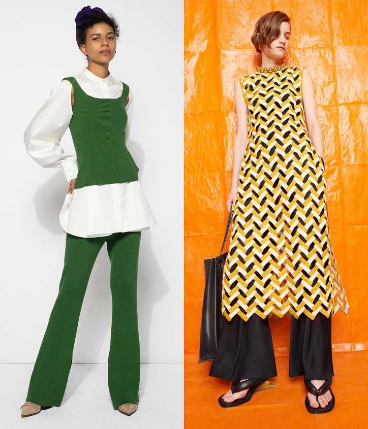Fashionable trousers fall-winter 2021-2022 photo №14