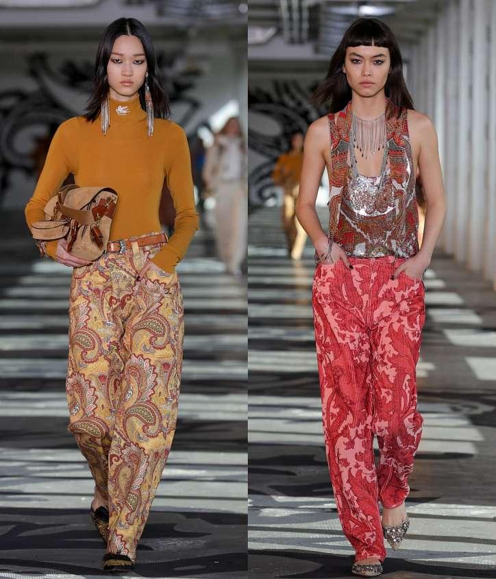 Fashionable trousers fall-winter 2021-2022 photo №11