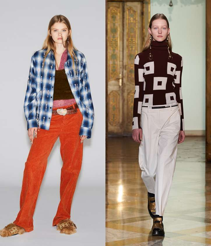 Fashionable trousers fall-winter 2021-2022 photo # 12