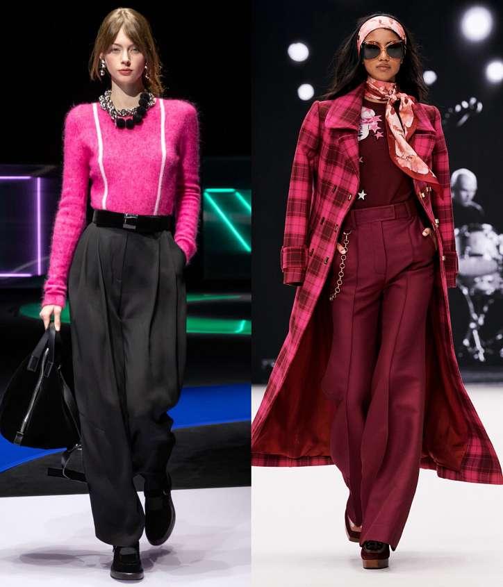 Fashionable trousers fall-winter 2021-2022 photo # 18