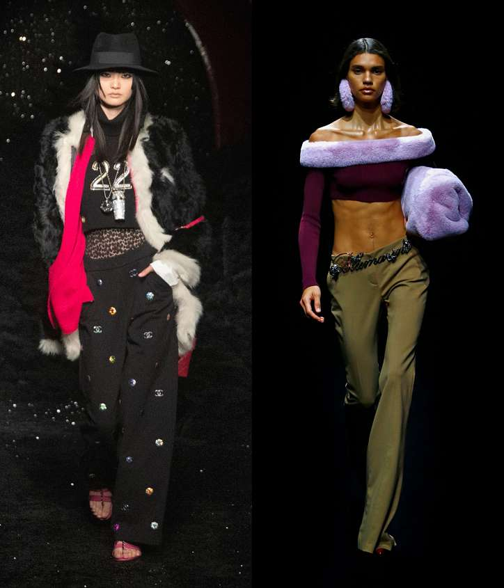 Fashionable trousers fall-winter 2021-2022 photo # 13