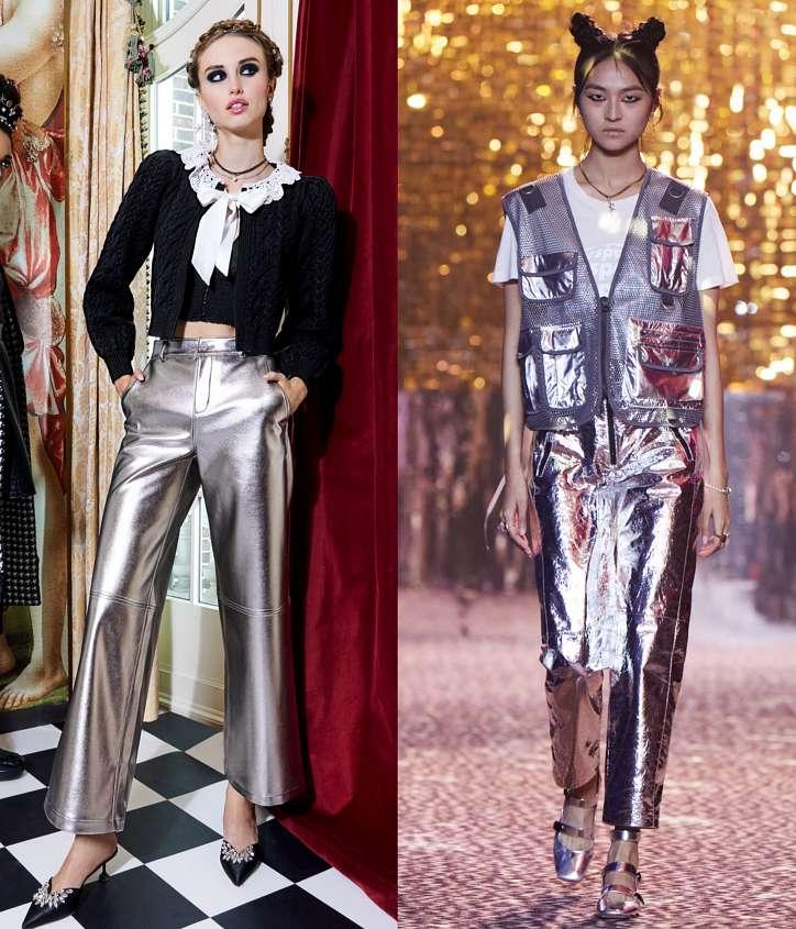 Fashionable trousers fall-winter 2021-2022 photo # 21