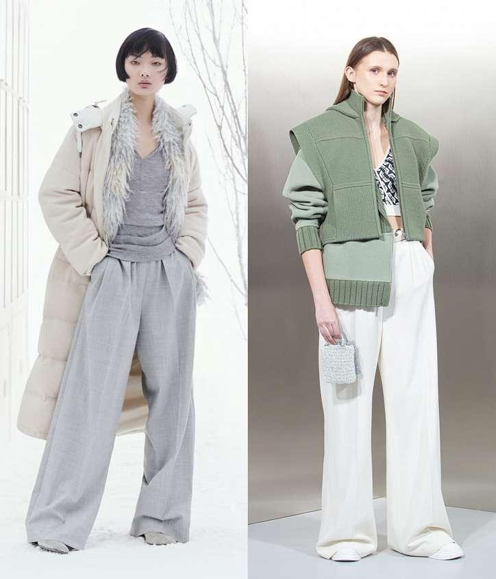 Fashionable trousers fall-winter 2021-2022 photo №24