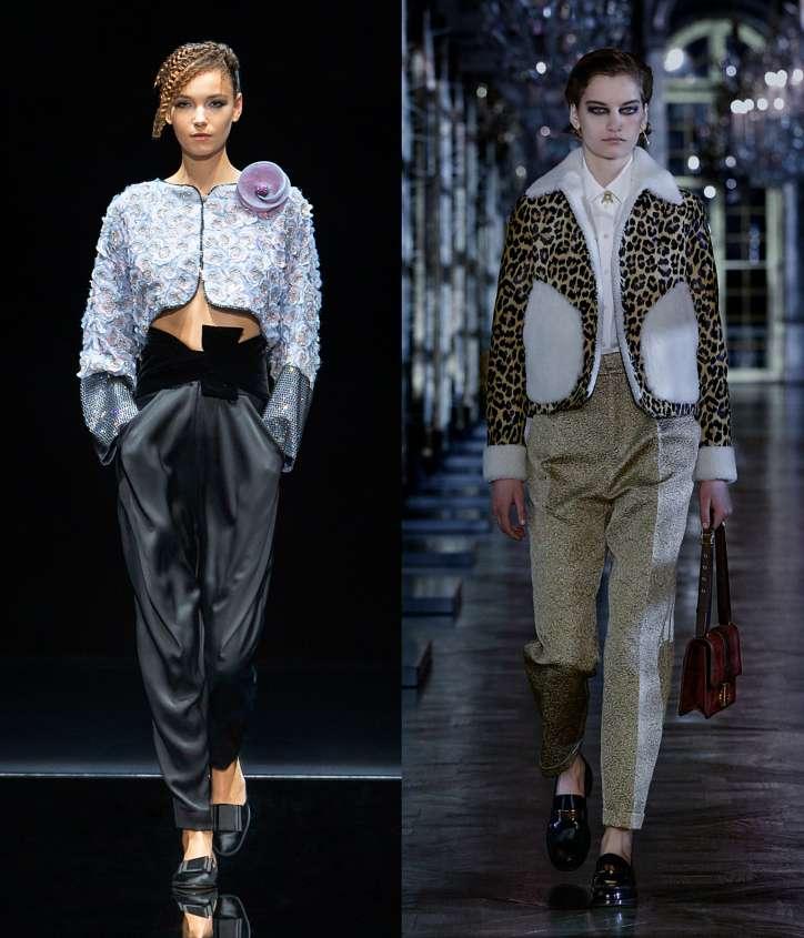 Fashionable trousers fall-winter 2021-2022 photo # 22