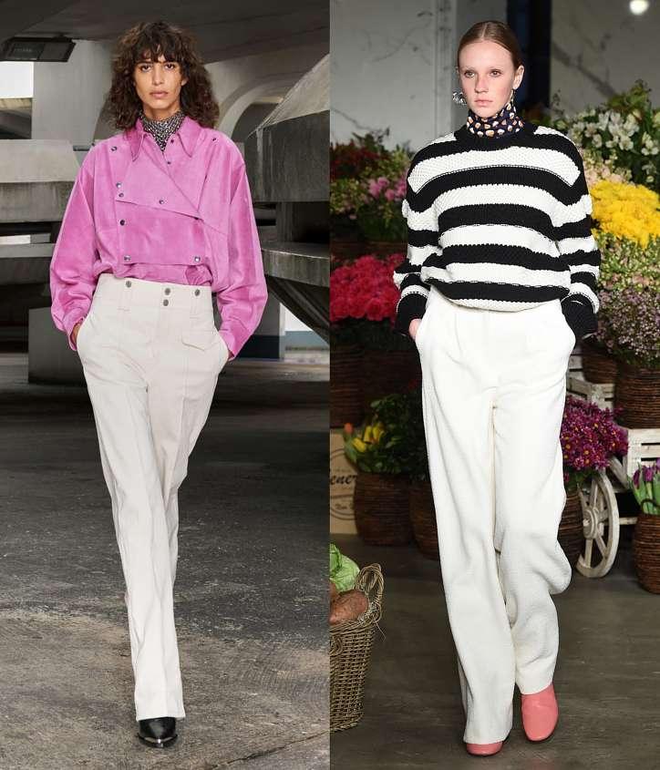Fashionable trousers fall-winter 2021-2022 photo # 29