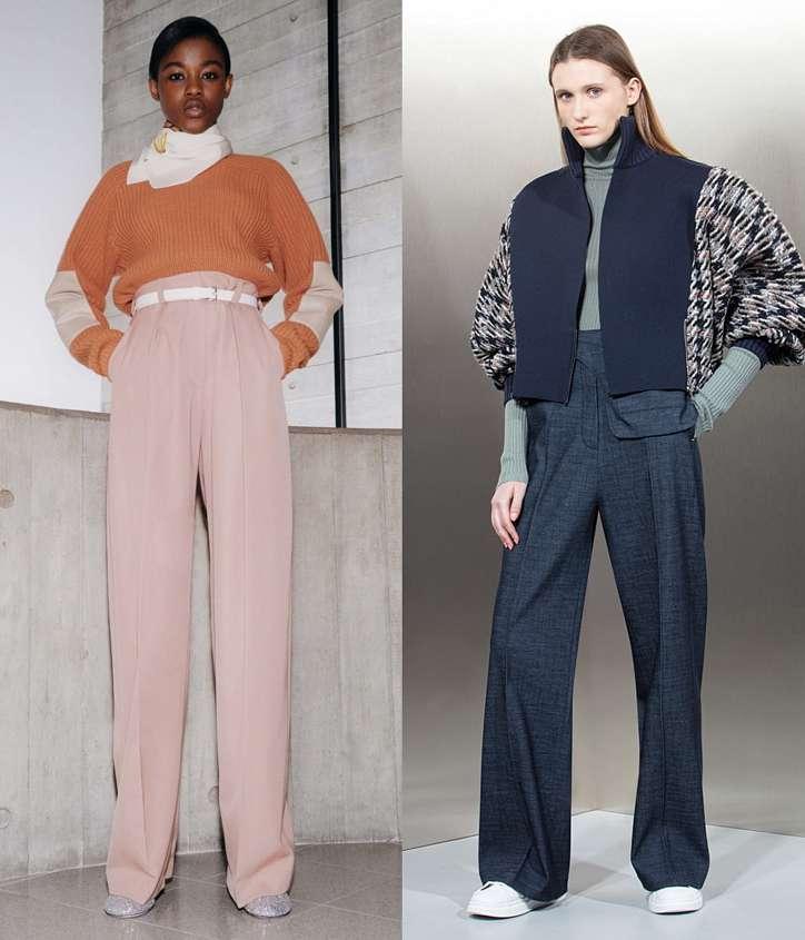Fashionable trousers fall-winter 2021-2022 photo # 28