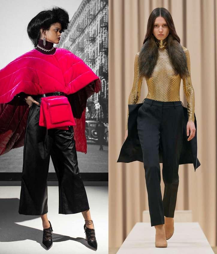 Fashionable trousers fall-winter 2021-2022 photo # 25