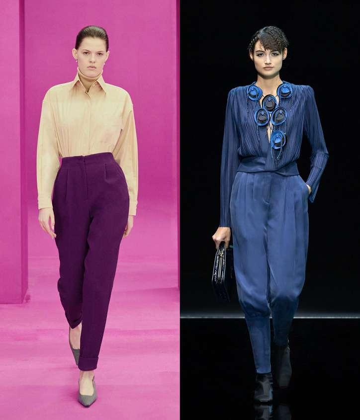 Fashionable trousers fall-winter 2021-2022 photo # 27