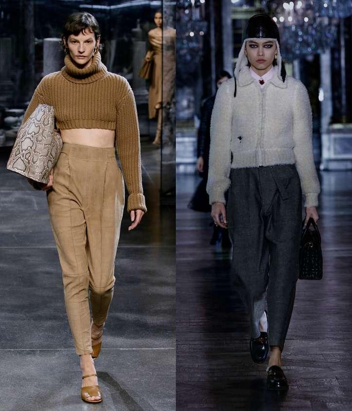 Fashionable trousers fall-winter 2021-2022 photo # 26