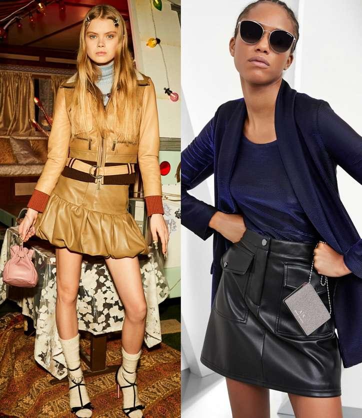 Fashionable skirts fall-winter 2021-2022 photo # 2