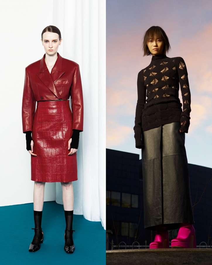 Fashionable skirts fall-winter 2021-2022 photo # 3