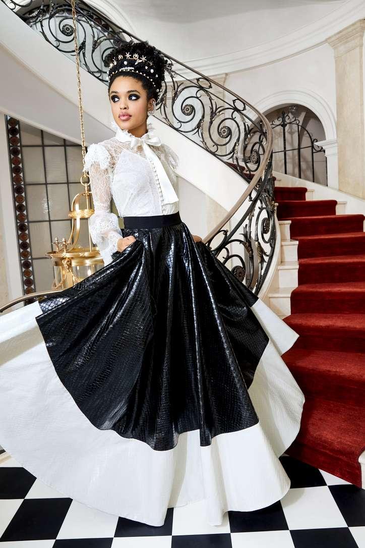 Fashionable skirts fall-winter 2021-2022 photo # 4