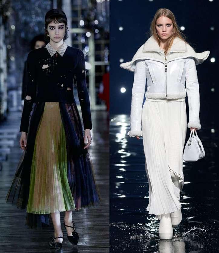Fashionable skirts fall-winter 2021-2022 photo # 9