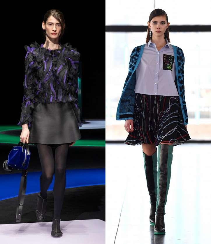 Fashionable skirts fall-winter 2021-2022 photo # 6
