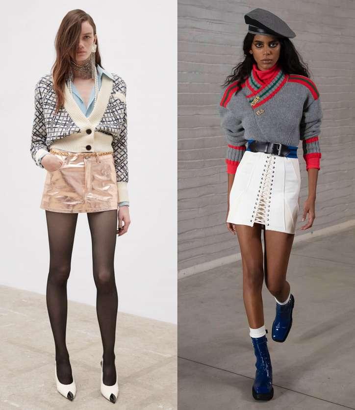 Fashionable skirts fall-winter 2021-2022 photo №7