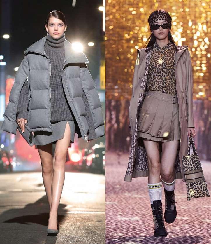 Fashionable skirts fall-winter 2021-2022 photo # 5