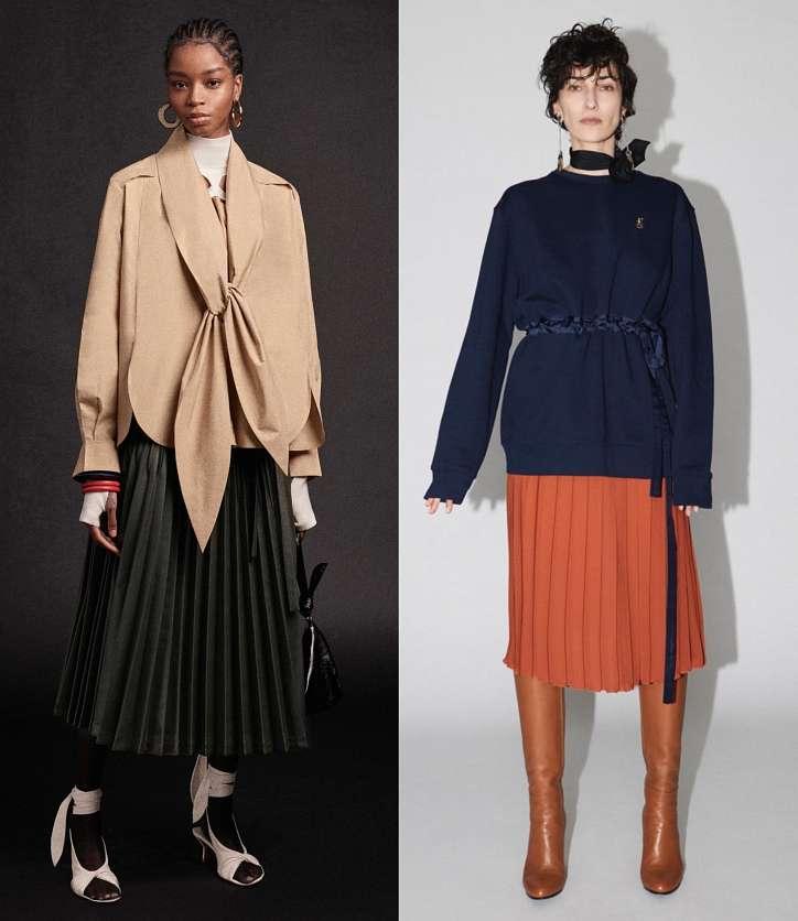 Fashionable skirts fall-winter 2021-2022 photo # 8