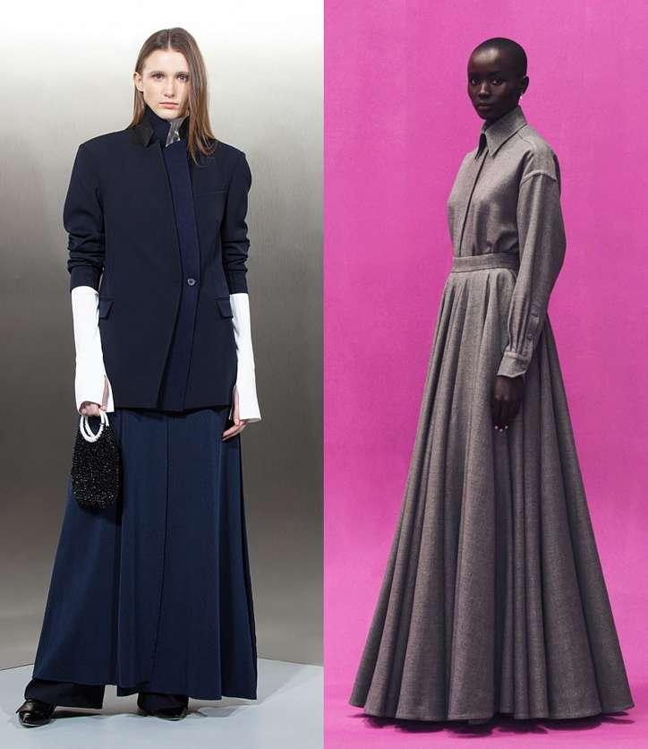 Fashionable skirts fall-winter 2021-2022 photo # 16
