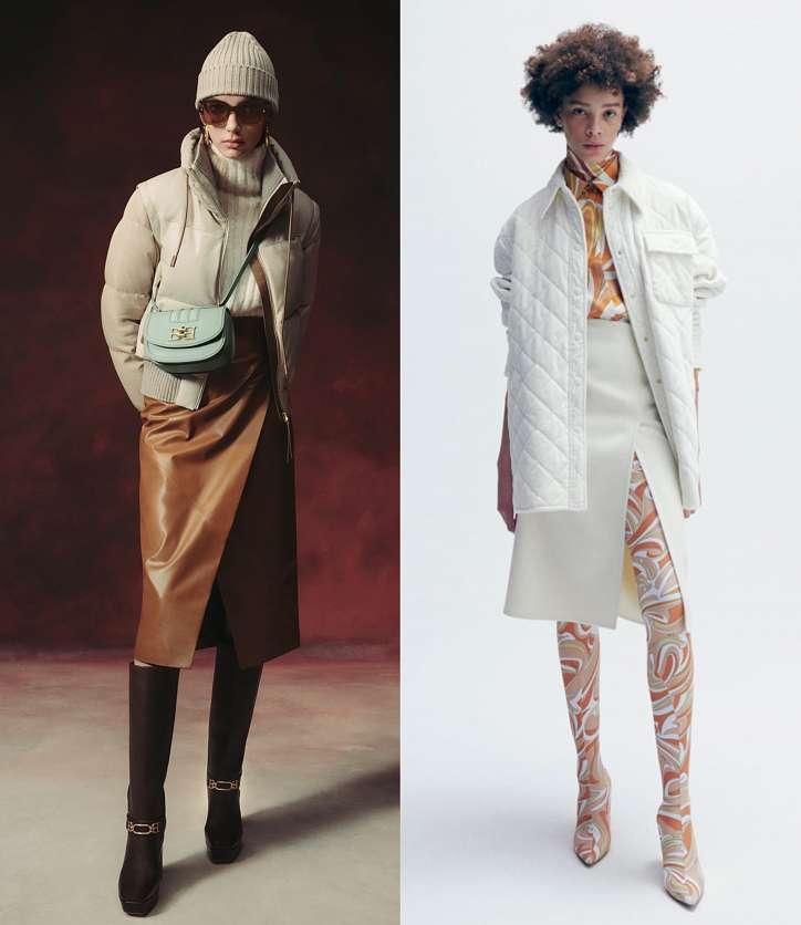 Fashionable skirts fall-winter 2021-2022 photo # 21