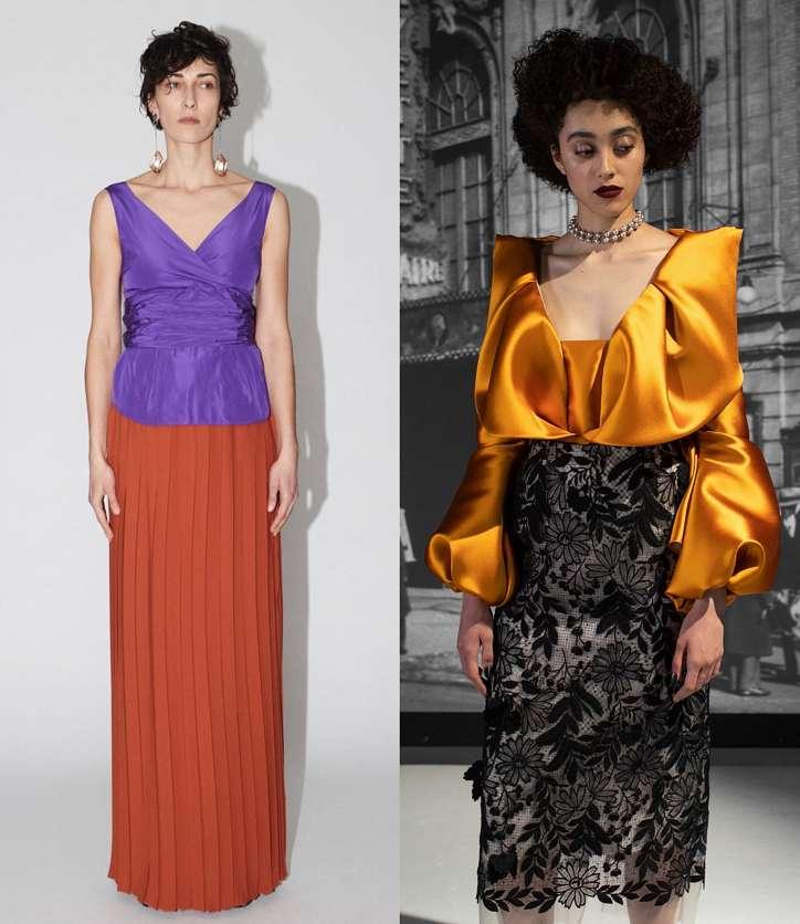 Fashionable skirts fall-winter 2021-2022 photo # 26