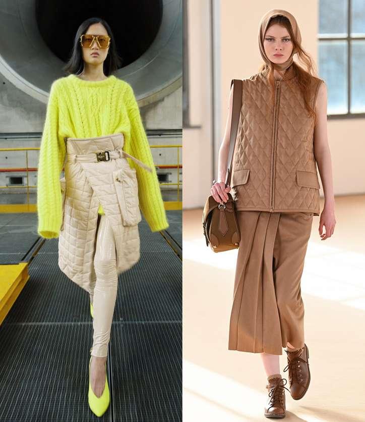 Fashionable skirts fall-winter 2021-2022 photo №24