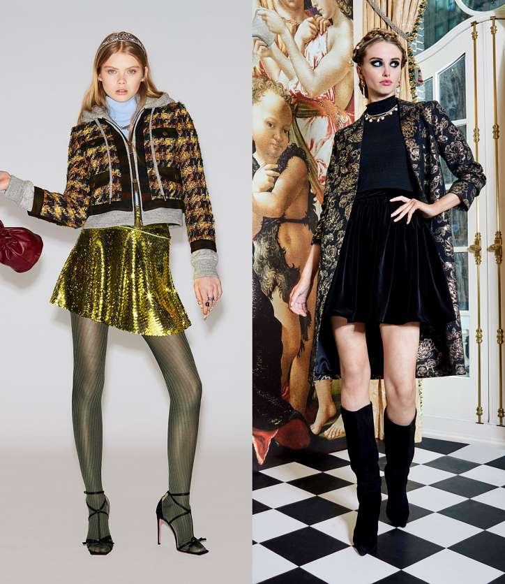 Fashionable skirts fall-winter 2021-2022 photo # 25
