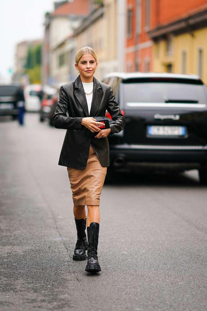 Autumn bows: 20 stylish ideas for fashionable girls photo # 11