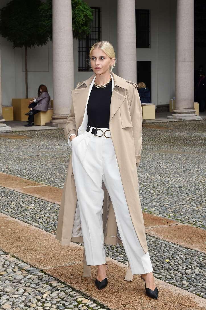 Autumn bows: 20 stylish ideas for fashionable girls photo # 4