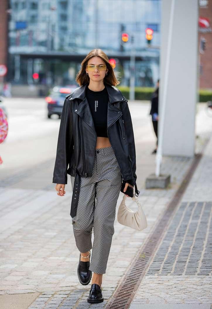 Autumn bows: 20 stylish ideas for fashionable girls photo # 19