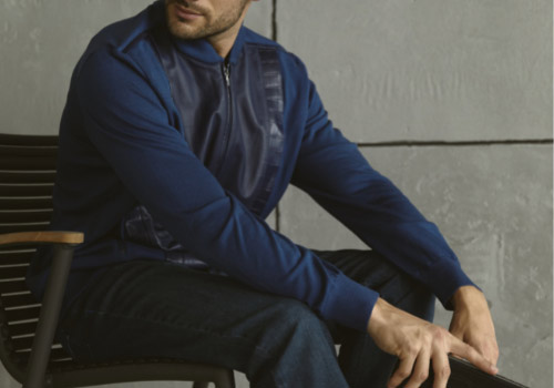 Men's bomber jacket 2021