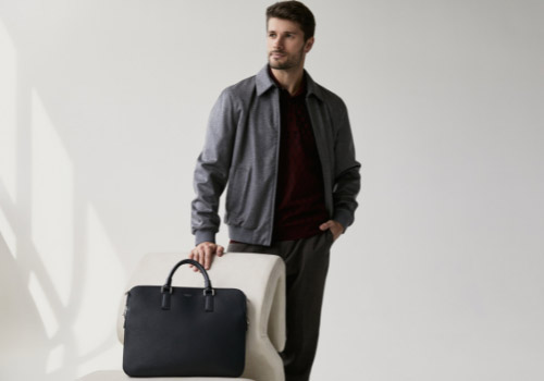 Men's jacket for autumn