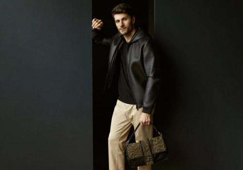 Fashionable men's jacket 2021