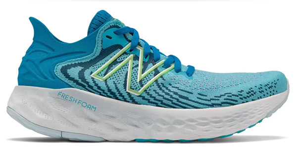 Model of women's sneakers new balance fresh foam 1080 v11